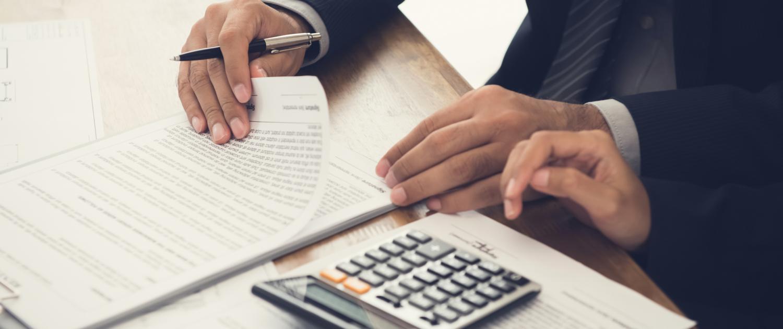 Kalkulation, Berater vor Papieren und Verträgen